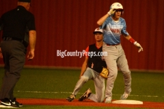 Ira-Borden County baseball playoff