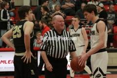 Haskell-Forsan boys basketball 2-24-20