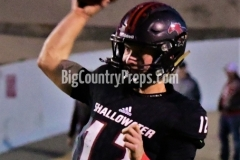 Eastland-Shallowater football playoff