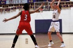 Wichita Falls High at Wylie basketball 1/18/19