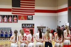 Stamford at Albany basketball 1-25-19