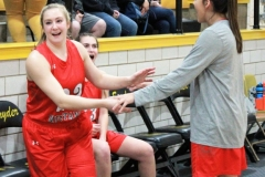 BASKETBALL: Sweetwater at Snyder 1-29-19