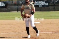 Abilene High softball and baseball 2/26/19
