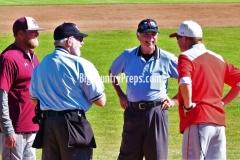 Hawley at Albany baseball 3-19-19