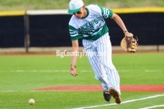 Breckenridge at Brock baseball 4-6-19