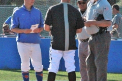Abilene High at San Angelo Central baseball 4-9-19