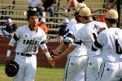 San Angelo Central-Abilene High baseball