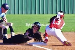 Coahoma Comanche softball 4-26-19