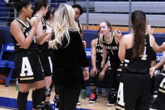 Abilene High-Euless Trinity girls basketball 2-8-19