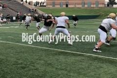 AHS spring football game 5-17-19