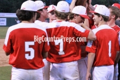 Albany-Haskell baseball 5-16-19