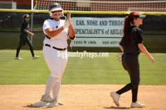 Arlington High-Abilene High softball