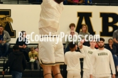Big Spring-Abilene High boys basketball