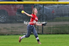 Big Spring at Sweetwater softball 4-12-19