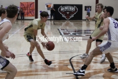 BOYS BASKETBALL: Jayton vs. Irion County 3-6-2020
