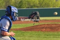 Brock at Early baseball