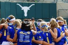 Brock-Emory Rains softball state semifinal