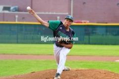 Cisco vs. Bangs baseball 3-23-19