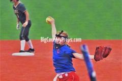 Clyde vs. Coahoma softball