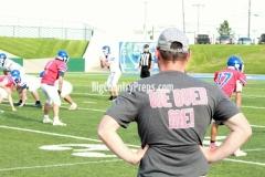 Cooper spring football game 5-16-19