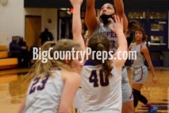 Cooper-Wylie girls basketball