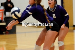 Cooper-Wylie volleyball