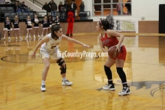 Eastland at Cisco basketball 2-4-2020