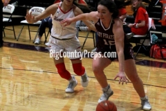 Eula vs. Hermleigh girls basketball 2-25-2021