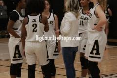 Euless Trinity at Abilene High basketball 1-21-2020