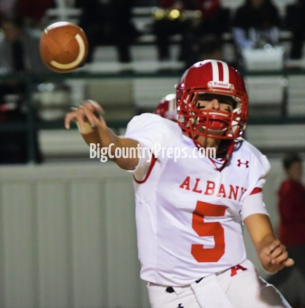Albany at Hamlin 11-8-19