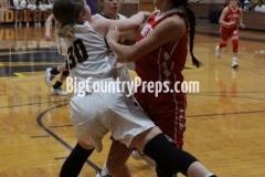 Girls Basketball: Cisco vs. Coahoma 2-17-2020