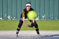 Goldthwaite at De Leon softball