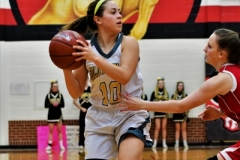 Goldthwaite vs. Electra girls hoops 2-12-19