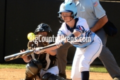 Hurst Bell-Abilene High softball