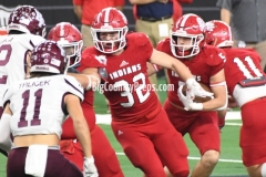 Jim Ned vs. Hallettsville 2020 state championshp