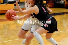 Lubbock Cooper-Wylie girls basketball