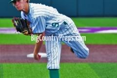 Wall-Breckenridge baseball playoff (Game 2)