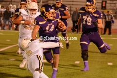 Wichita Falls Rider-Wylie football (2019)