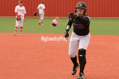Wylie-Lubbock Coronado softball playoff