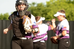 Wylie-The Colony softball playoff